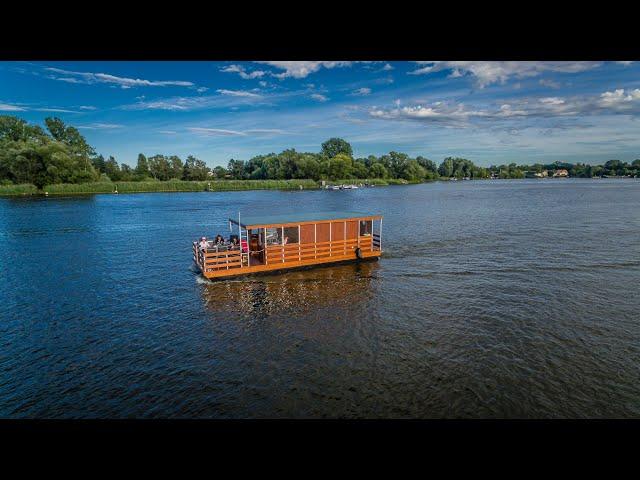 Hausboot mieten in Brandenburg und Mecklenburg mit Charterschein
