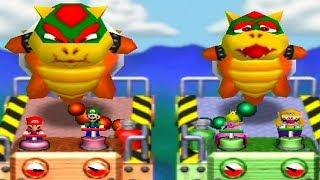 Mario Party 2 - All Team Minigames