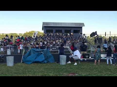 """Blue & White United Mass Band  """"No Problem"""" by Chance The Rapper"""