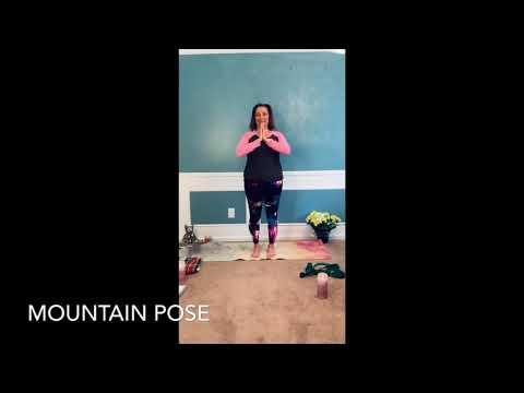oucares yoga mountain pose  youtube