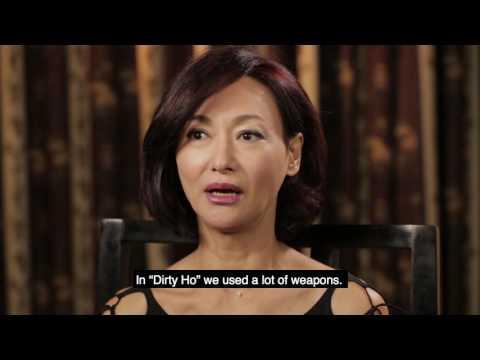 Exclusive Kara Hui Interview Part 5 - Working With Liu Chia-Liang