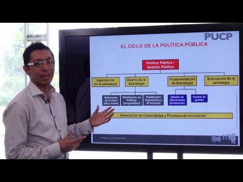 PUCP - ¿Qué son las políticas públicas y cuál es su relación con la gestión pública?