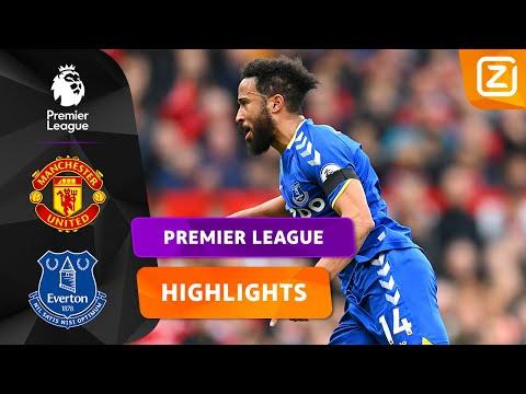VLIJMSCHERPE COUNTER VAN EVERTON! 🔪⚡ | Man United vs Everton | Premier League 20