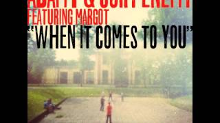 Adam F & Cory Enemy Feat. Margot - When It Comes To You (Extended Mix) (Cover Art)
