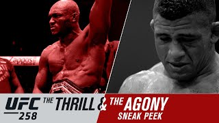UFC 258: The Thrill and the Agony - Sneak Peek