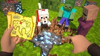 A Strange Treasure - Minecraft Animation