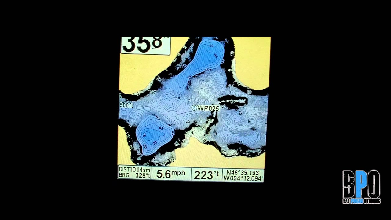 How To View Your AutoChart Maps on your Humminbird