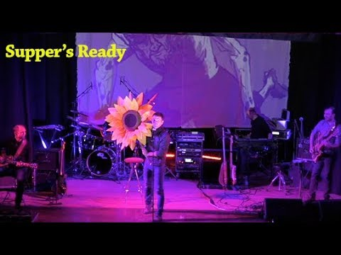 Supper's Ready (Genesis tribute band)  - Supper's Ready - Laives 29 Dic  2017