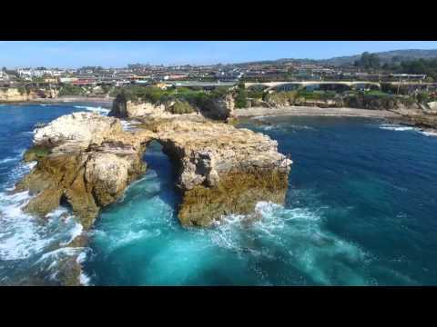 NewPort Beach  and Corona Del Mar State Beach - Coastline