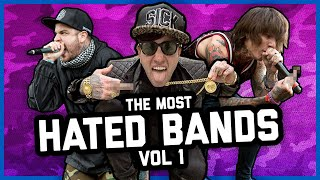 MOST HATED METALCORE BANDS: Emmure, Bring Me The Horizon, Attila
