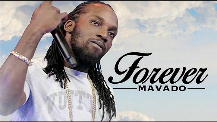 mavado  forever audio