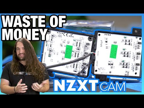 NZXT's Smart Device Doesn't Do Anything | CAM ANR Deep-Dive