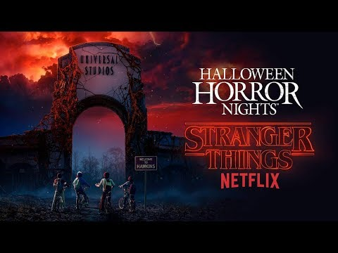 Universal: 'Stranger Things' house announced for Halloween Horror Nights