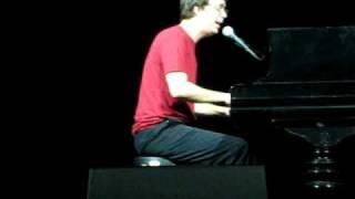 Ben Folds@Brandeis University- Snuzz song/video