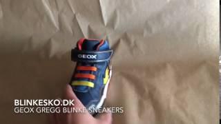 9746a398c76b GEOX GREGG Blinke Sneakers