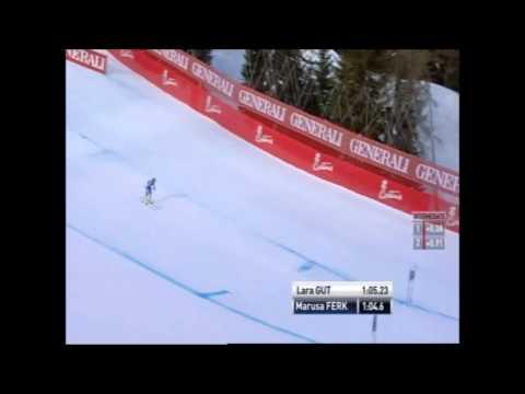 Maruša Ferk - Cortina d'Ampezzo, SG 11. place / 26.01.2014