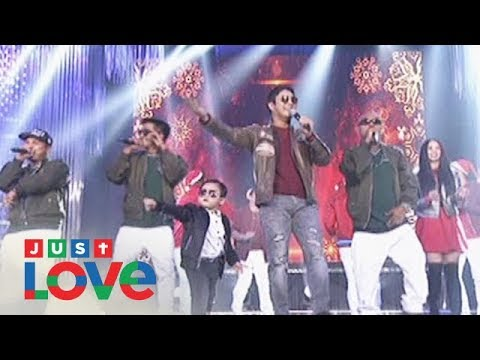 Just Love: 'Ang Panday' lead stars sing Christmas rap songs