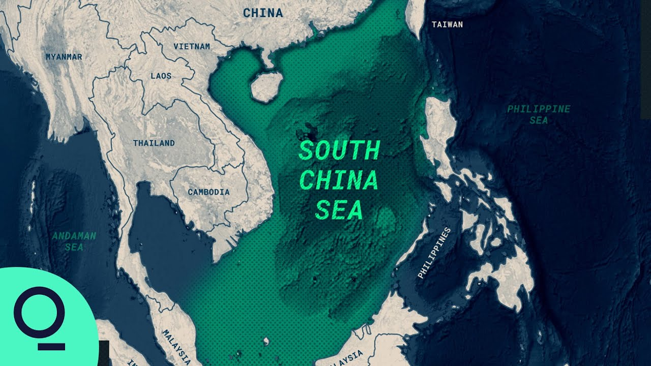 The Militarization of the South China Sea - YouTube