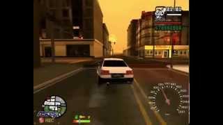 GTA SA drift and stunt AE86