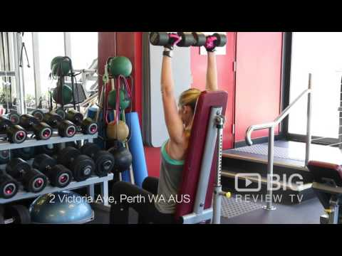 Victoria Avenue Fitness 24-hour Gym in Perth CBD