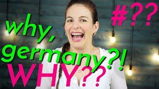 OMG PHONE NUMBERS IN GERMANY WHAT??? | American in Germany
