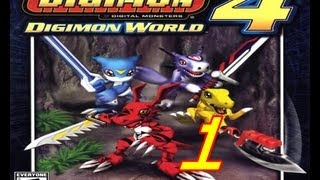Let's Play | Digimon World 4 | Part #1 | Back to the Roots