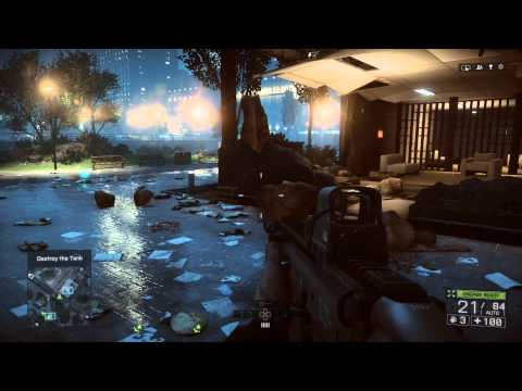 how to use c4 in battlefield 4 xbox one