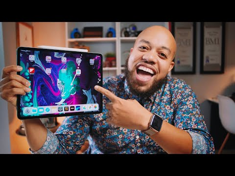 THE 2018 iPAD PRO REVIEW... From A PROFESSIONAL iOS GURU 👌🏼😎