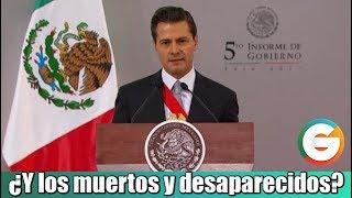 Peña Nieto será recordado por