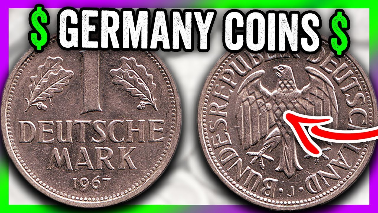 German Germany Coins