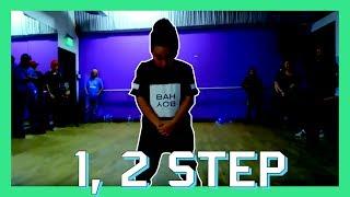 1, 2 STEP by Ciara ft Missy Elliott | Aidan Prince
