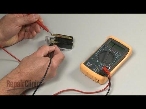 Dryer Won\u0027t Heat? Flame Sensor Testing, Troubleshooting - YouTube
