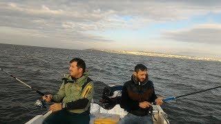 İstanbul çapariyle istavrit avı kasım 2018