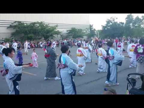 Natsu Matsuri & Obon Festival HD   Sub 2  Japanese Canadian Cultural Centre   Toronto