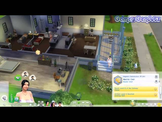 Diane di Bully! XD | The Sims 4 Dustin & Angela - part 88
