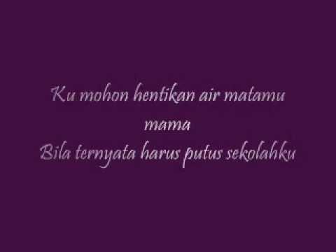 Last Child,Sekuat Hatimu (Lirik)