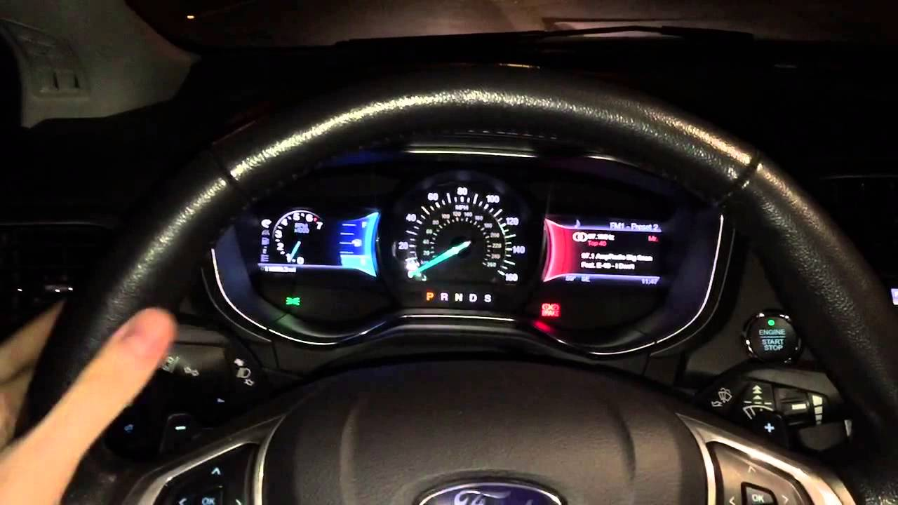 Ford Fusion Turn Signals Windshield Wipers More Fail