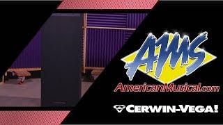 Cerwin Vega CVXL 215 Overview - American Musical Supply