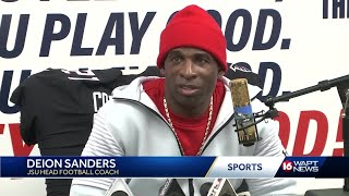 Deion Sanders moving past Sunday's incident
