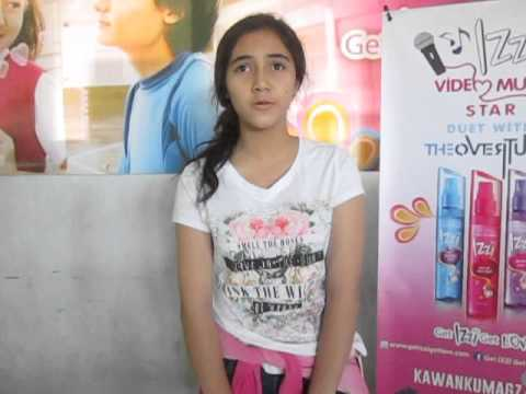 Izzi Video Music Star - Syahra Humala - Almost Is Never Enough ( Ariana Grande ) #IzziVMstar2