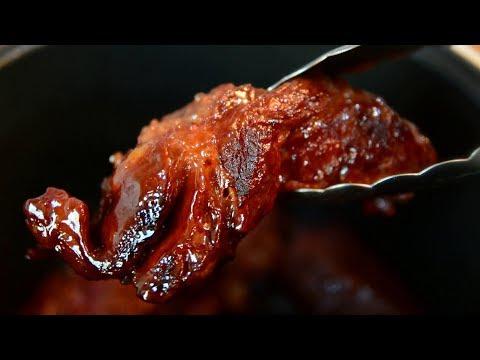 这才是真正的家庭版电饭锅蜜汁叉烧肉,做法超级简单,我先收藏了