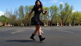 Electro Swing Dance Freestyle: Saturday Night, Wolfgang Lohr Feat. Nina Zeitlin #neoswing