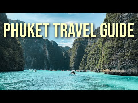 TOP 6 PLACES TO VISIT IN PHUKET, THAILAND
