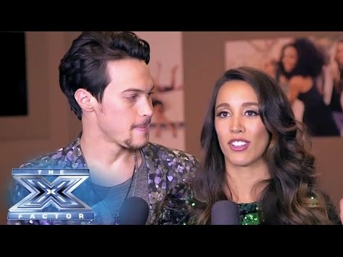 The Exit Interview: Alex... - The X Factor USA  - BHDhsvuAQJ0 -