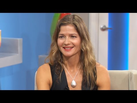 Actress Jill Hennessy on moving from acting to singing