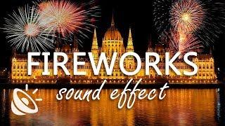 5 FIREWORKS Sound Effects HD