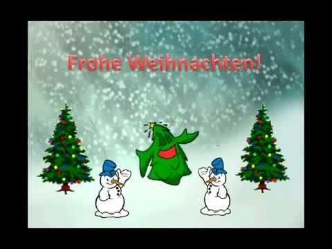 O Tannenbaum - (Oh albero di Natale)