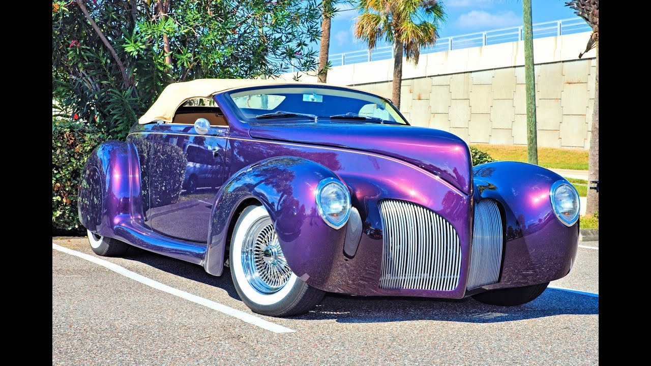 Daytona Beach Dream Cruise Custom Car Show Florida Part YouTube - Custom car show