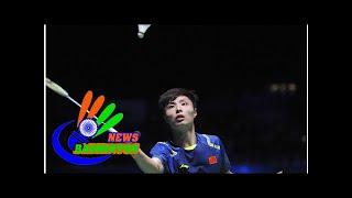 Shi upsets Lin to win All England badminton final; Watanabe, Higashino win mixed doubles