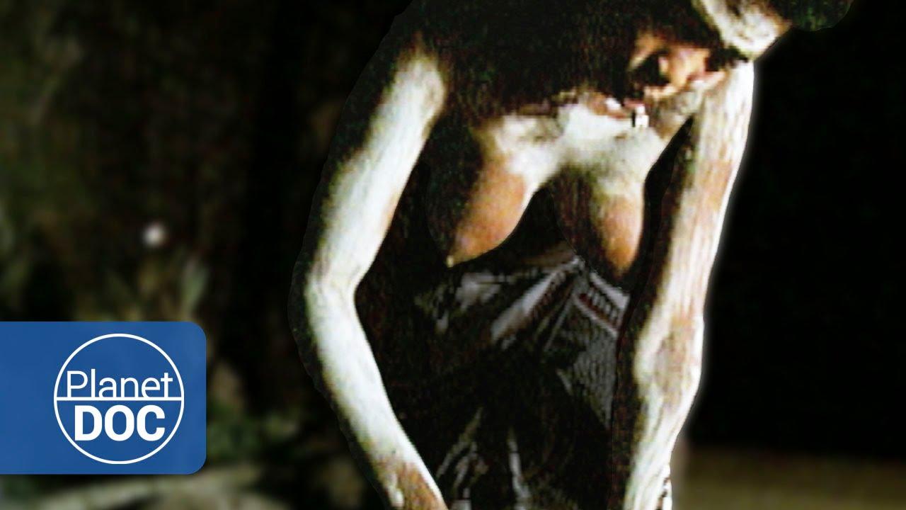 Tribus que viven desnudas